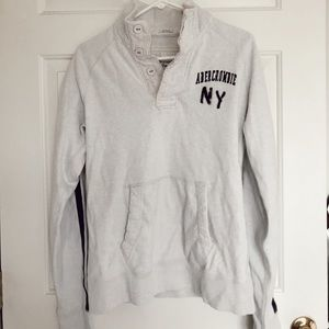 vintage abercrombie & fitch muscle shirt